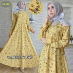 Gamis Grasia Monalisa Dress Busui Friendly